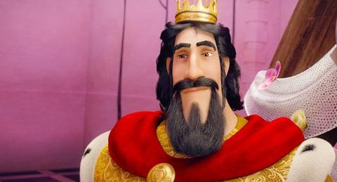 кадр №246839 из фильма Распрекрасный принц
