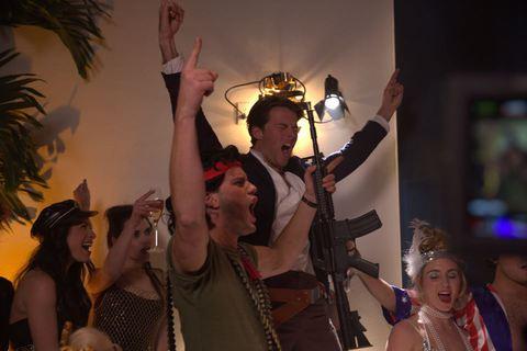кадр №247345 из фильма Клуб миллиардеров