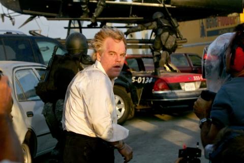 кадры из фильма Миссия: Невыполнима III Филип Сеймур Хоффман,