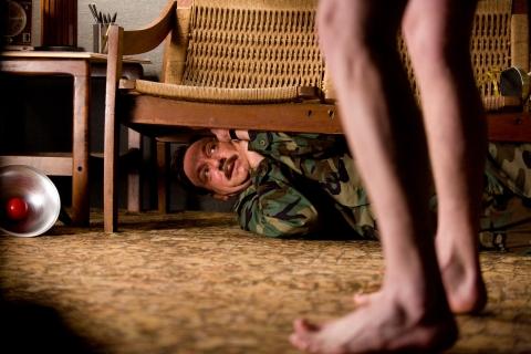 кадры из фильма Безумный спецназ
