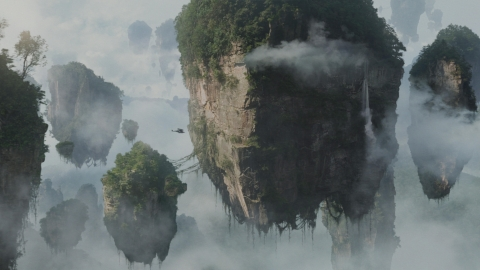 кадры из фильма Аватар