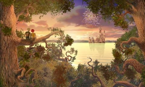 кадр №24921 из фильма Наша Маша и волшебный орех