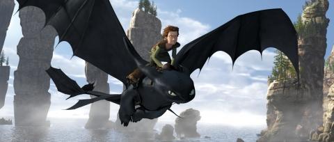 кадр №24985 из фильма Как приручить дракона
