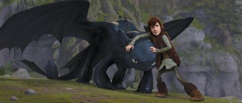 кадр №24986 из фильма Как приручить дракона