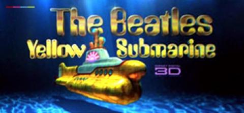 кадр №25058 из фильма Желтая подводная лодка 3D*