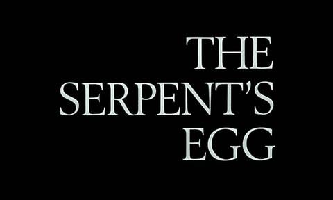 кадр №251027 из фильма Змеиное яйцо