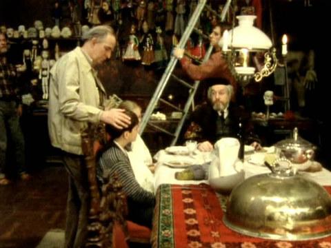 кадр №251997 из фильма Фанни и Александр. Хроника создания фильма