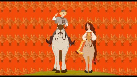 кадр №252649 из фильма Три богатыря и наследница престола
