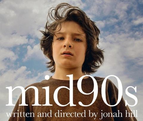 плакат фильма постер Середина 90х