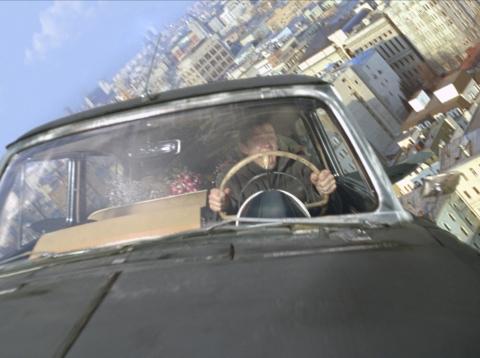 кадры из фильма Черная молния Григорий Добрыгин,