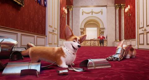 кадр №253279 из фильма Королевский корги