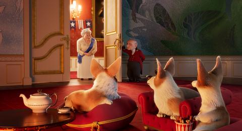 кадр №253282 из фильма Королевский корги