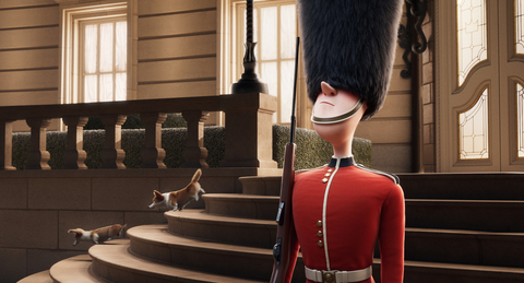 кадр №253289 из фильма Королевский корги