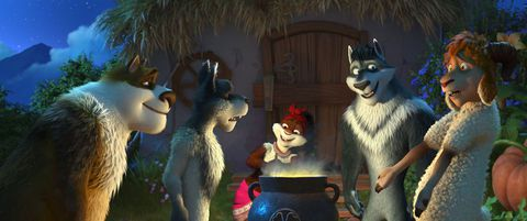 кадр №253326 из фильма Волки и овцы: Ход свиньёй