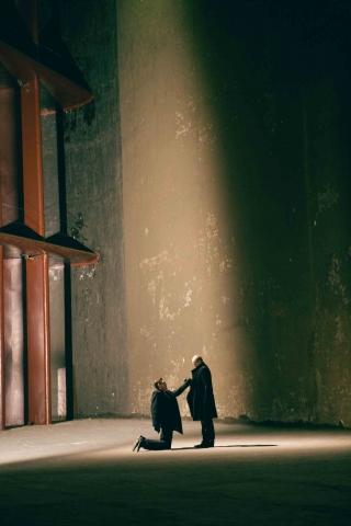 кадры из фильма Черная молния Игорь Савочкин, Виктор Вержбицкий,