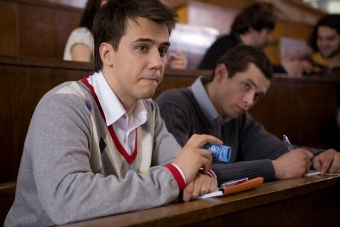 кадры из фильма Черная молния Иван Жидков, Григорий Добрыгин,