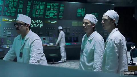 кадр №253974 из сериала Чернобыль