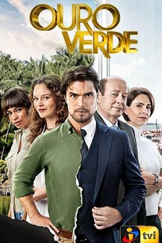 плакат фильма постер Зеленое золото