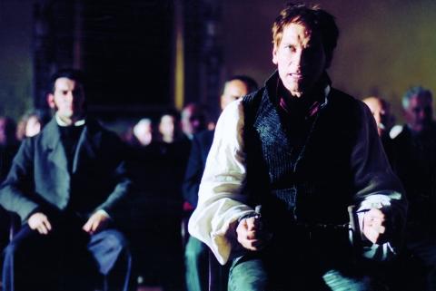 кадр №25482 из фильма Ромасанта: Охота на оборотня