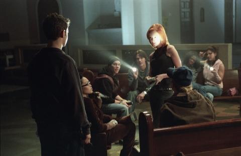 кадры из фильма Волк-одиночка