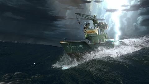 кадр №254894 из фильма Белка и Стрелка: Спасение Кубы