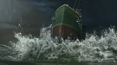 кадр №254898 из фильма Белка и Стрелка: Спасение Кубы