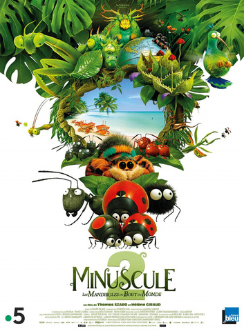 плакат фильма постер Букашки 2