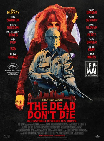 плакат фильма постер Мертвые не умирают