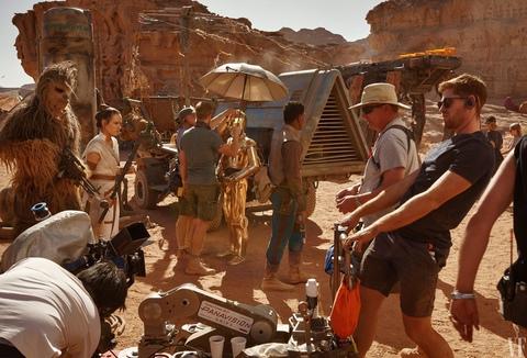 кадр №255325 из фильма Звёздные войны: Скайуокер. Восход