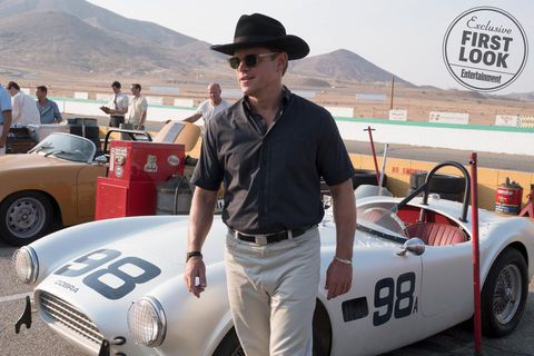 кадр №255428 из фильма Ford против Ferrari