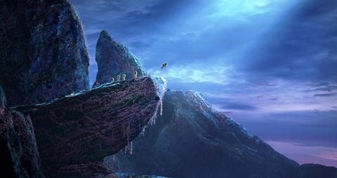 кадр №255620 из фильма Космическое приключение