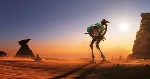 кадр №255625 из фильма Космическое приключение