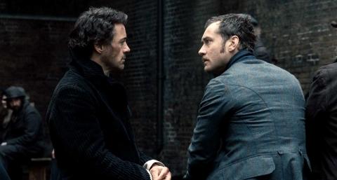 кадр №25618 из фильма Шерлок Холмс