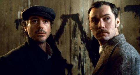 кадр №25622 из фильма Шерлок Холмс