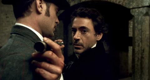 кадр №25625 из фильма Шерлок Холмс
