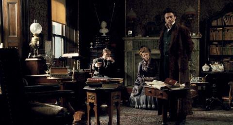 кадр №25628 из фильма Шерлок Холмс