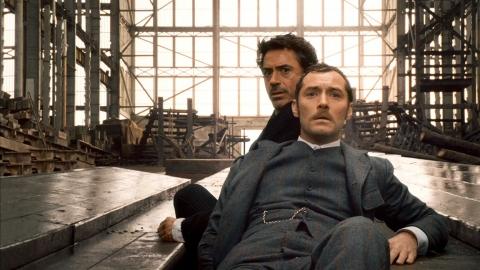 кадр №25630 из фильма Шерлок Холмс