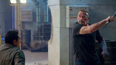кадр №256435 из фильма Терминатор: Тёмные судьбы