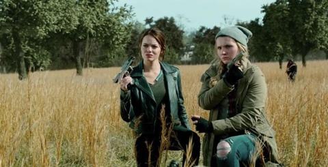 кадр №256495 из фильма Zомбилэнд: Контрольный выстрел
