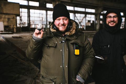 кадр №256614 из фильма Чернобыль: Зона отчуждения. Фильм