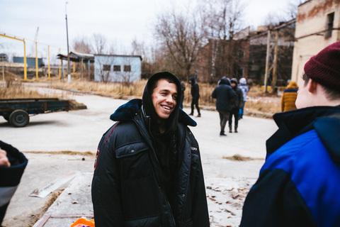 кадр №256625 из фильма Чернобыль: Зона отчуждения. Фильм