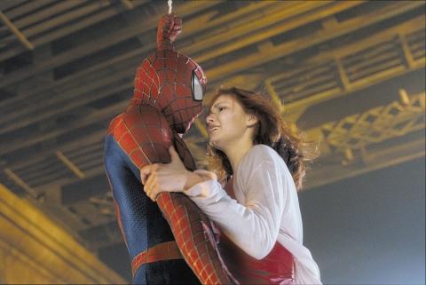 кадр №25687 из фильма Человек-паук