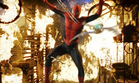 кадр №25692 из фильма Человек-паук