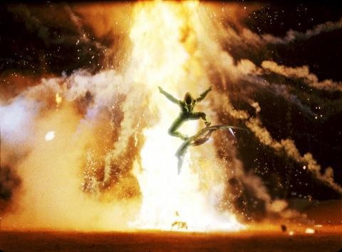 кадр №25694 из фильма Человек-паук