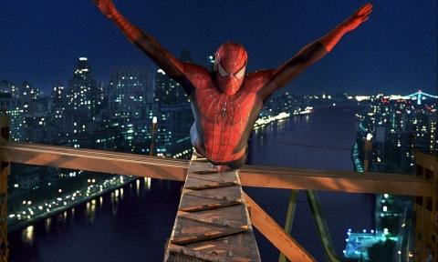 кадр №25695 из фильма Человек-паук