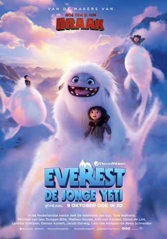 плакат фильма постер Эверест