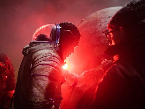 кадр №257167 из фильма Спутник