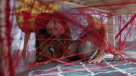 кадр №257730 из фильма Яга. Кошмар тёмного леса