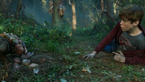 кадр №257731 из фильма Яга. Кошмар тёмного леса