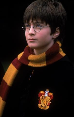 кадры из фильма Гарри Поттер и Философский камень Дэниэл Рэдклифф,